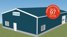 Oferta promotionala Lindab Small Building Systems si Systemline