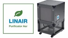 LINAIR H14 – Purificator de aer cu filtre Hepa