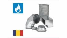 Start productie tubulatura pentru desfumare in Romania
