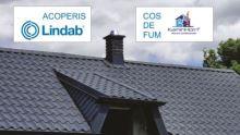 Cosuri de fum – perfecte pentru acoperisurile Lindab